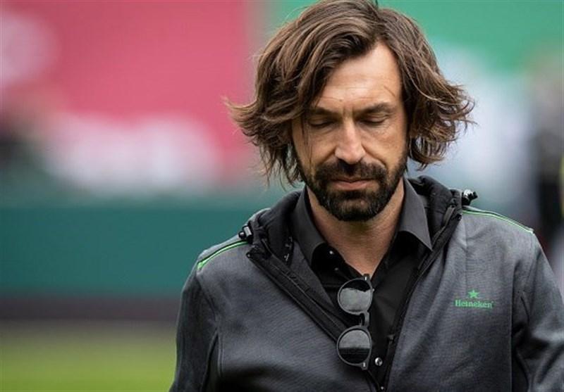 پیرلو: قرار نیست سرمربی تیم زیر 23 سال یوونتوس شوم، بارسلونا منتظرم است!