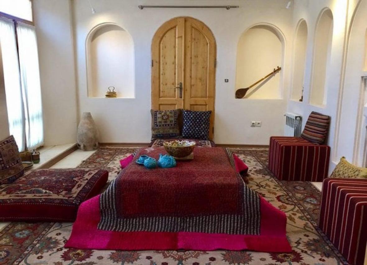چیدمان منزل به سبک ایرانی را به خانه خود هدیه دهید!