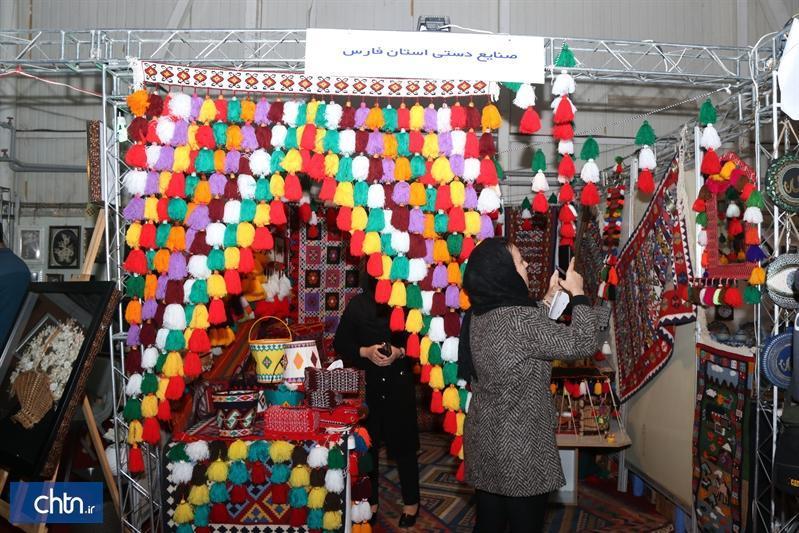 برپایی بیش از 84 بازارچه صنایع دستی در استان فارس