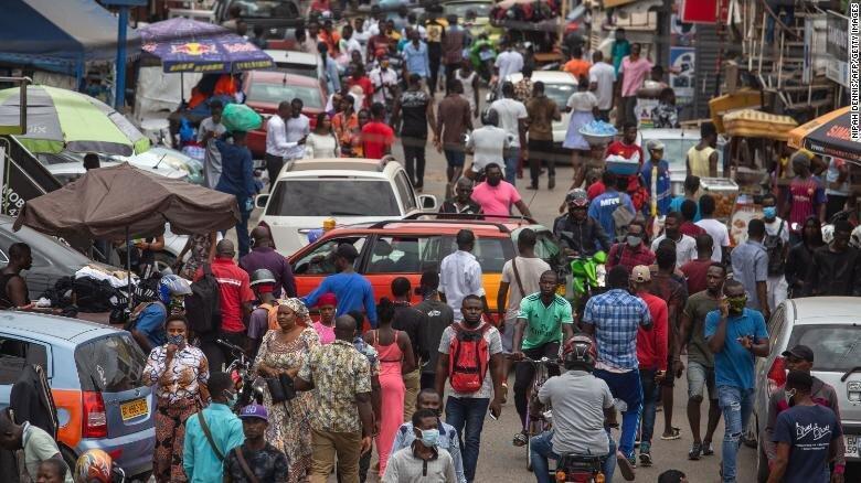 شرایط وخیم کشورهای آفریقایی در بحران کرونا