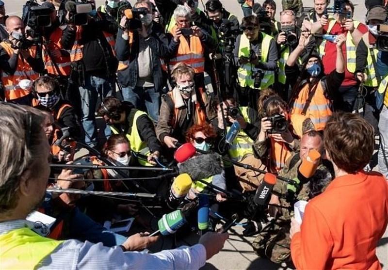 افزایش تهدیدات علیه خبرنگاران در اروپا