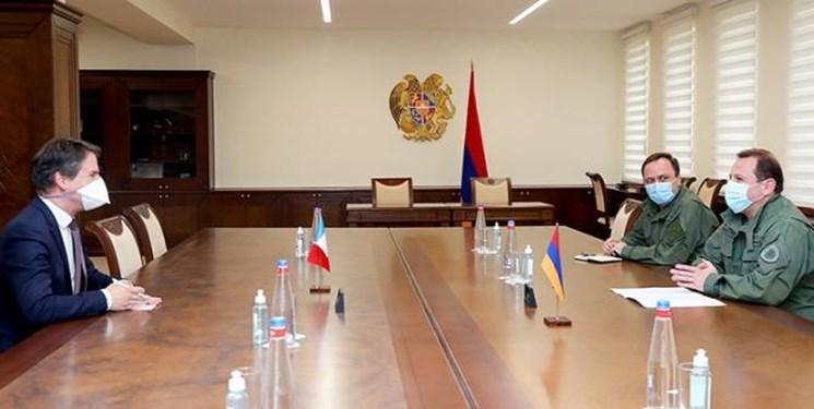 ارمنستان: رزمایش آذربایجان و ترکیه را به دقت زیرنظر داریم