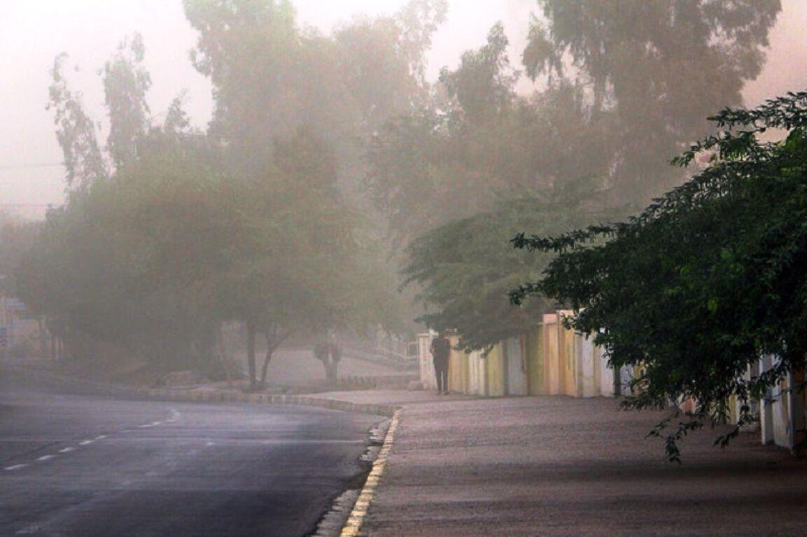 خبرنگاران وزش باد شدید و غبار محلی برای البرز پیش بینی شد