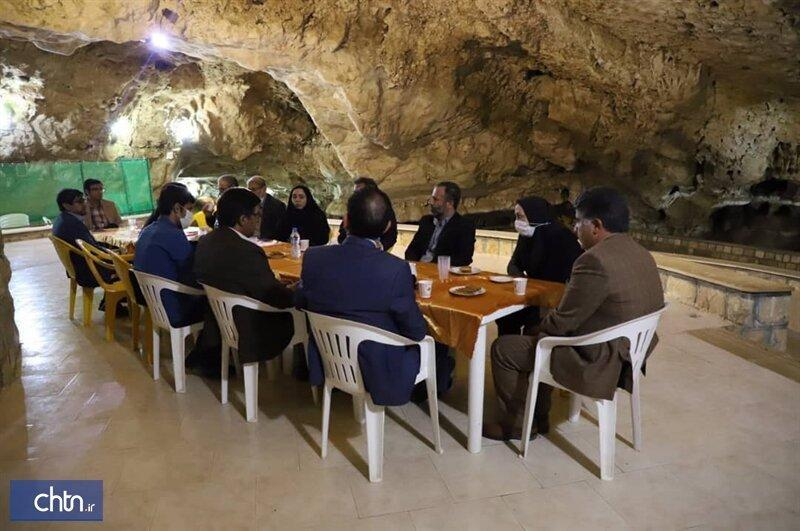 غار کتله خور زنجان جاذبه گردشگری بین المللی می شود