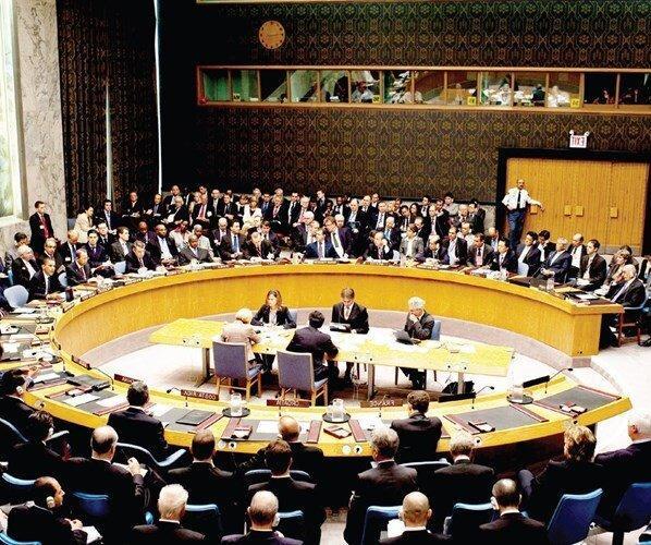 موافقت شورای امنیت به یاری های انسانی به سوریه