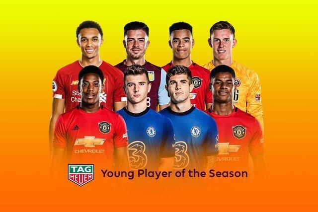 نامزدهای بهترین بازیکنان جوان سال لیگ برتر اعلام شد