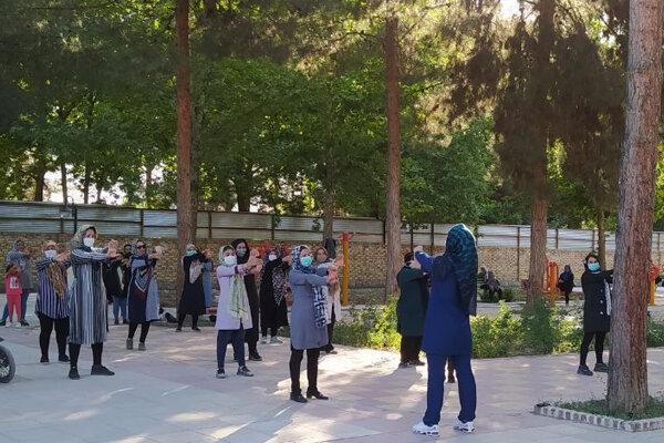 انتشار محتوای آموزشی فراوری شده در پویش آماده باش از شبکه شاد