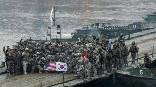 انعطاف پذیری چشمگیر آمریکا در قبال هزینه های اشتراک دفاعی با کره جنوبی