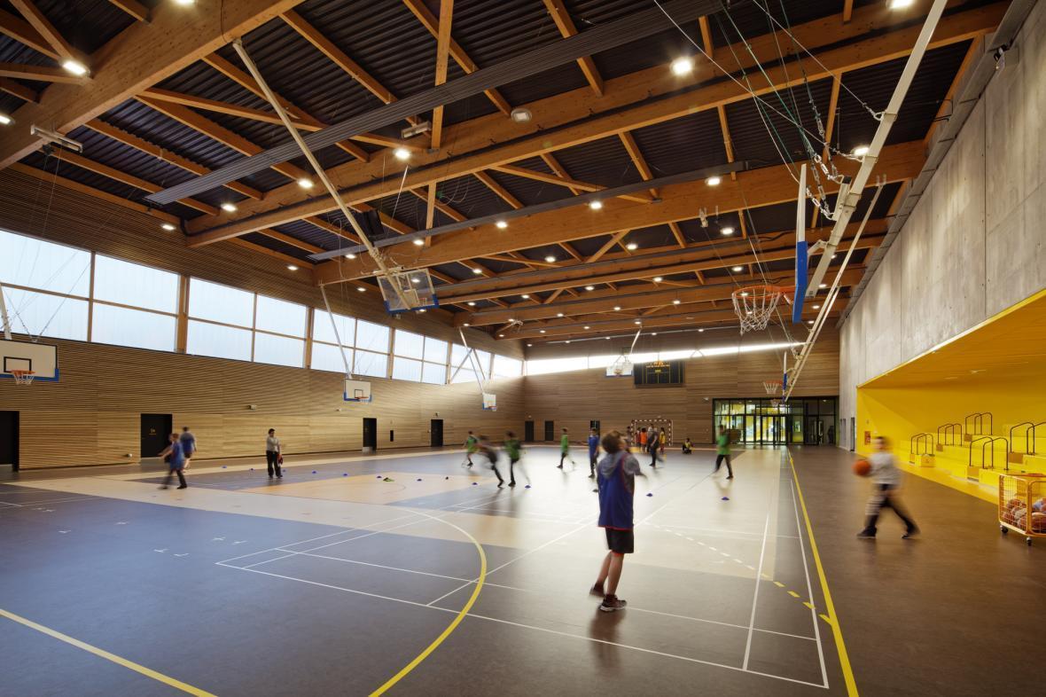 مقاله: نکاتی در خصوص بازسازی سالن ورزشی