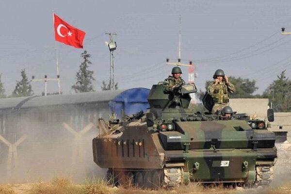عملیات برون مرزی ارتش ترکیه برای یک سال دیگر تمدید شد