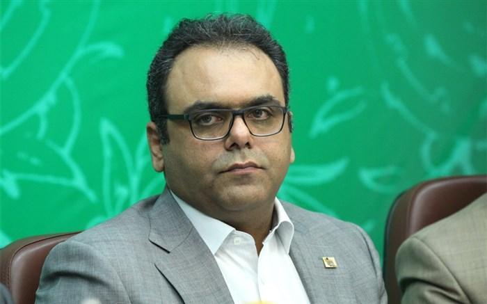 سرپرست سازمان صنایع کوچک و شهرک های صنعتی ایران منصوب شد