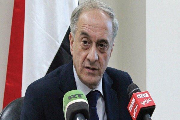مشارکت 27 کشور در کنفرانس بازگشت آوارگان سوری، سخنرانی بشار اسد
