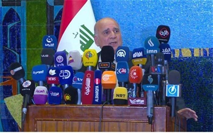 توافق بغداد با واشنگتن برای خروج 500 سرباز آمریکایی از عراق
