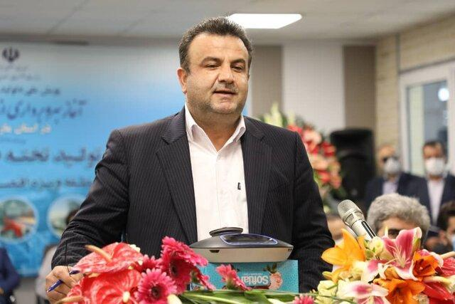 توسعه حمل و نقل هوایی موجب اعتلای صادرات محصولات مازندران