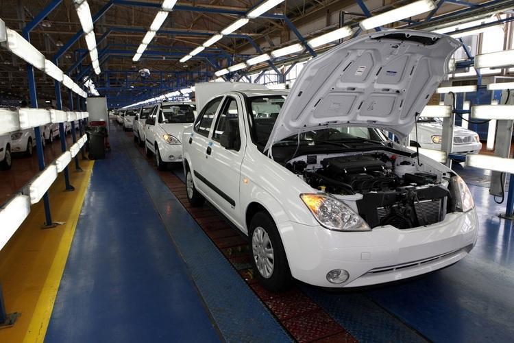 سرعت گیر رشد فراوری خودرو