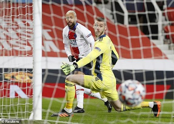 یونایتد 1 - 3 PSG؛ تلافی در اولدترافورد