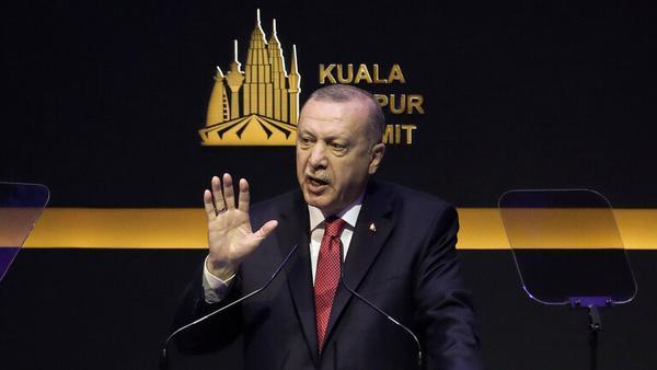 اردوغان: ترکیه خود را در آینده در کنار اتحادیه اروپا میبیند