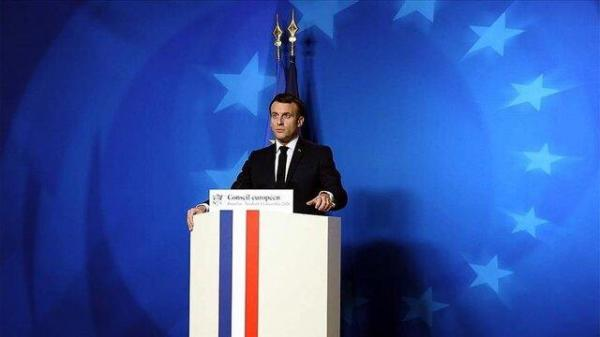 60 درصد فرانسوی ها از مکرون ناراضی اند