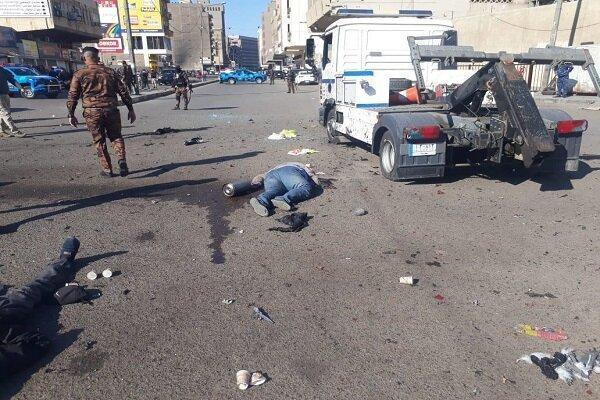 اروپا، ترکیه و کانادا انفجارهای تروریستی در بغداد را محکوم کردند