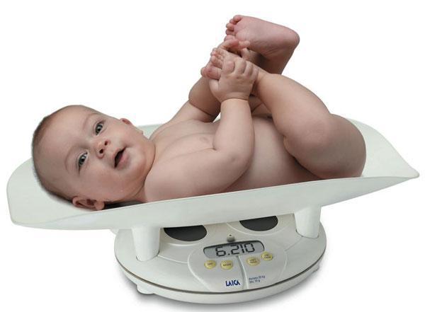 جدول وزن گیری نوزادان چیست؟