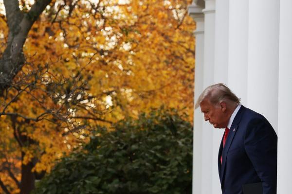 سی ان ان: ترامپ هیچ گاه این قدر تنها نبوده است