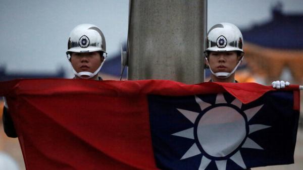 متهم شدن 4 افسر اطلاعاتی ارتش تایوان به جاسوسی برای چین