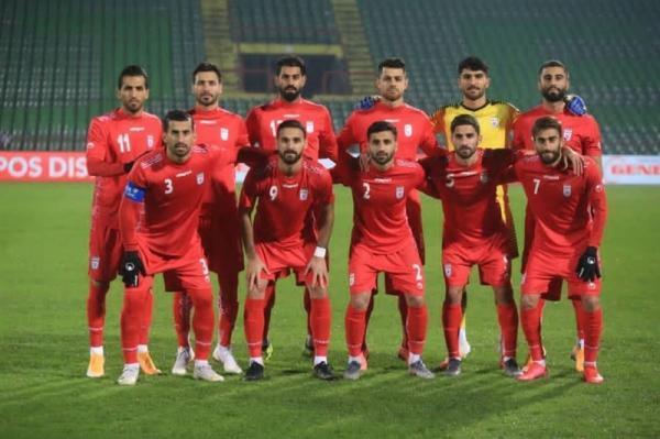 ملاقات تیم های ملی فوتبال ایران و سوریه لغو نمی گردد خبرنگاران