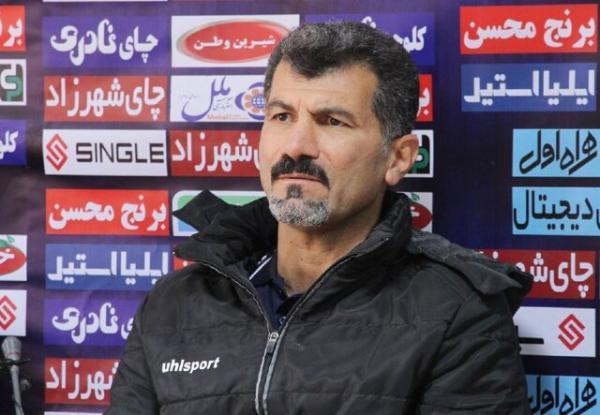 یزدی: شانس با ما کمک نکرد، جام حذفی اولویت مان نبود
