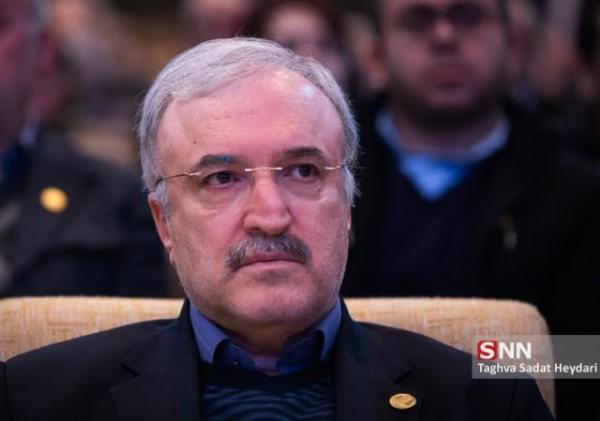 وزیر بهداشت از نماینده مجلس تذکر کتبی گرفت خبرنگاران