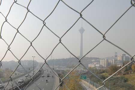 هوای تهران در روز طبیعت هم پاک نشد