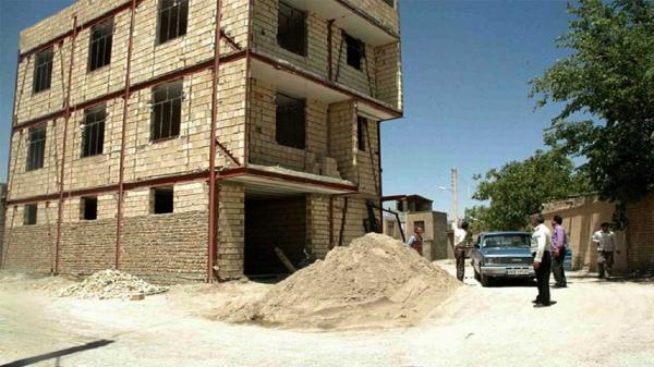 افزایش تخلفات ساختمانی در منطقه یک شهر قزوین