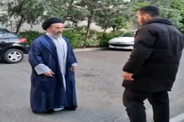 (ویدئو) جزئیات تازه از ویدئوی ساختگی درگیری یک جوان با روحانی