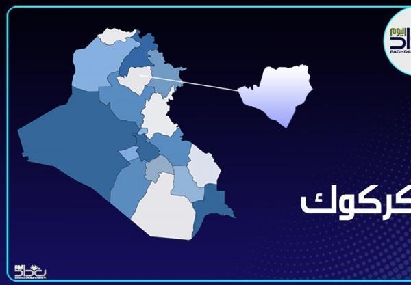 عراق، عملیات انتحاری ناکام در کرکوک