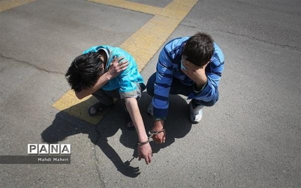 کلاهبرداران حرفه ای پایتخت دستگیر شدند
