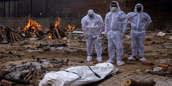 افزایش 6 درصدی قربانیان کرونا در دنیا؛ سهم هند یک فوتی از هر 4 نفر