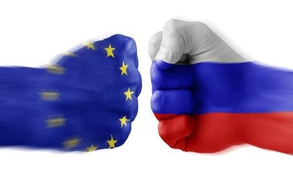 روابط روسیه با اتحادیه اروپا رو به نزول است