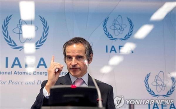 گروسی به شورای حکام درباره گفت وگوهای فنی با ایران گزارش می دهد