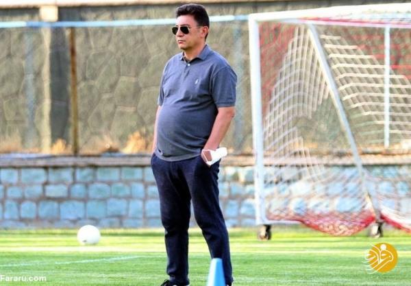 نظر قلعه نویی درباره بازی فوتبال ایران - عراق