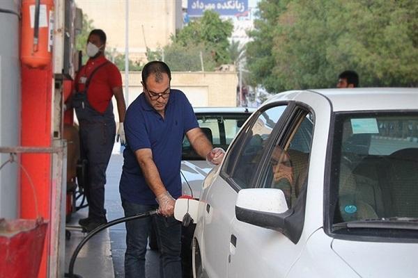 هیچ مسئله ای در تأمین و توزیع بنزین وجود ندارد