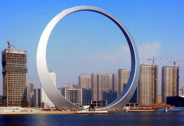 بناهای عجیب چین