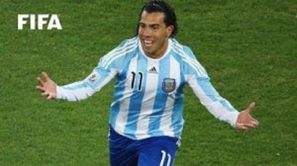 سوپر گل کارلوس توز در مقابل تیم ملی مکزیک